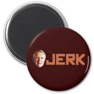 Harry Reid is a Jerk Magnet