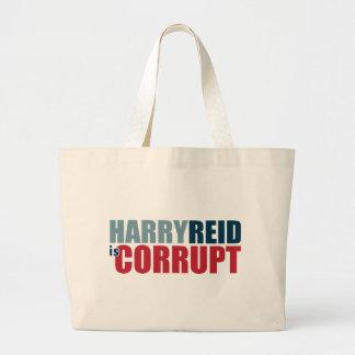 Harry Reid is Corrupt Bag