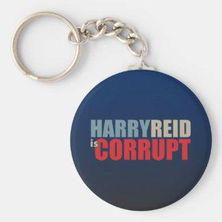 Harry Reid is Corrupt Keychain