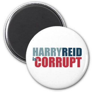 Harry Reid is Corrupt Magnet
