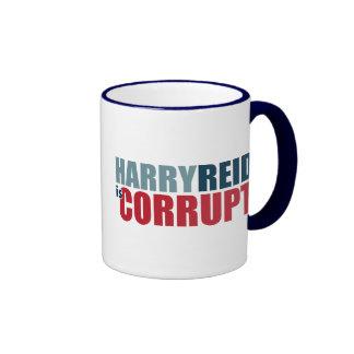 Harry Reid is Corrupt Mug