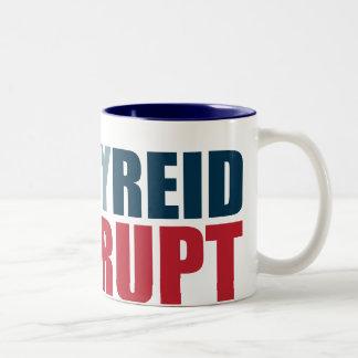 Harry Reid is Corrupt Coffee Mugs