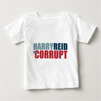 Harry Reid is Corrupt T-shirt