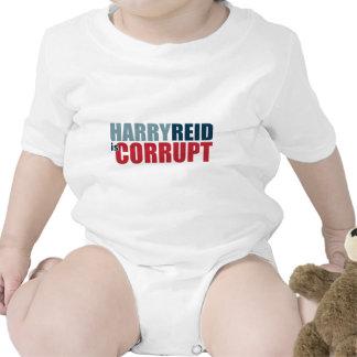 Harry Reid is Corrupt Creeper