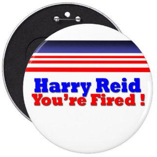 Harry Reid le encienden Pin