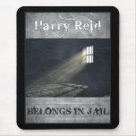 Harry Reid Mouse Pads