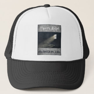 Harry Reid Trucker Hat