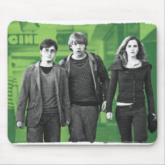 Harry, Ron, and Hermione 1 Mousepads