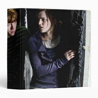 Harry, Ron, and Hermione 4 Binder