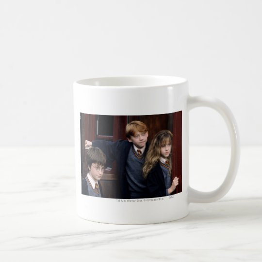 Harry, Ron, and Hermione Coffee Mug