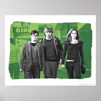 Harry, Ron, y Hermione 1 Impresiones