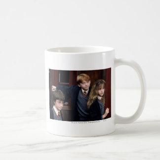 Harry, Ron, y Hermione Taza Clásica