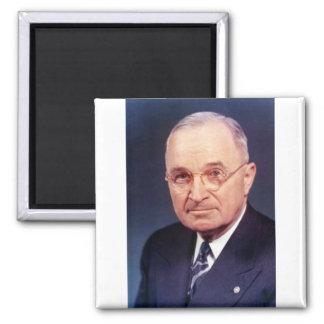 Harry S. Truman 2 Inch Square Magnet