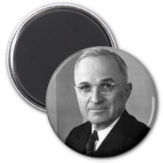 Harry S. Truman 33 Imán Redondo 5 Cm