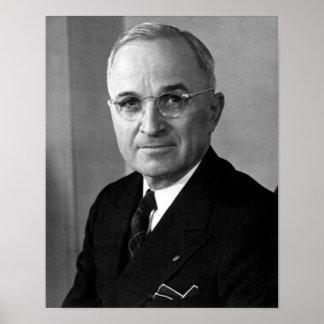 Harry S. Truman 33 Print