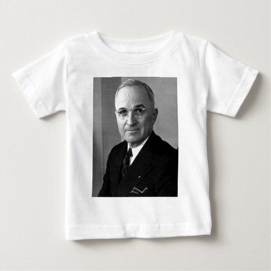 Harry S. Truman 33rd President Baby T-Shirt