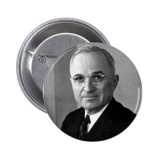 Harry S. Truman 33rd President Button
