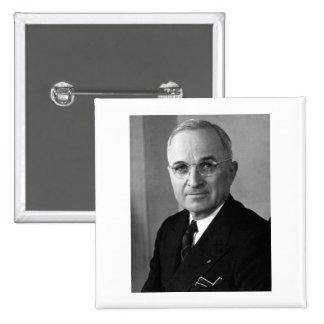 Harry S. Truman 33rd President Buttons