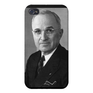 Harry S. Truman 33rd President iPhone 4 Cover