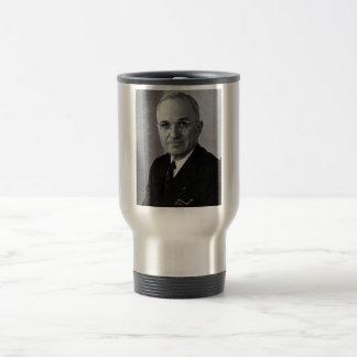 Harry S. Truman 33rd President 15 Oz Stainless Steel Travel Mug