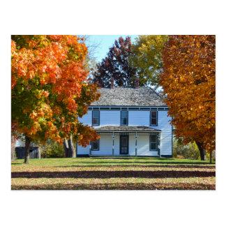 Harry S Truman Farm Home, Missouri Postcard