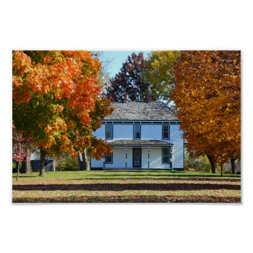 Harry S Truman Farm Home, Missouri Poster