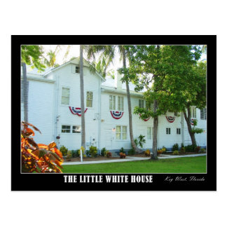 Harry S. Truman Little White House, Key West, FL Postcard
