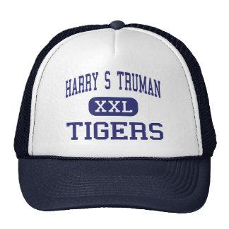 Harry S Truman Tigers Middle Saint Joseph Mesh Hat