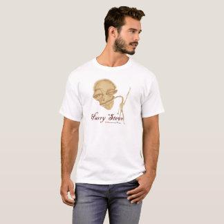 """""""Harry Steve"""" Vintage White T-Shirt"""