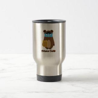 Harry the Aviator Owl® Bear Travel Mug