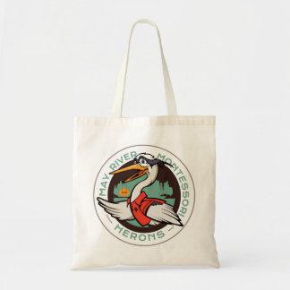 Harry The Heron Tote Bag