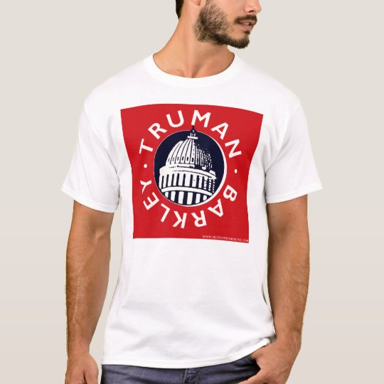 Harry Truman-Alben Barkley T-Shirt