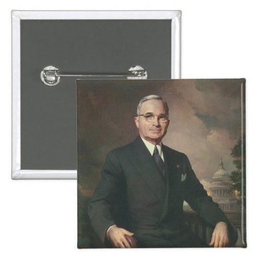 Harry Truman Button