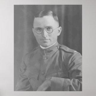 Harry Truman During World War 1 -- Border Posters