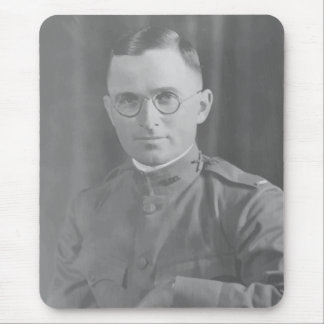 Harry Truman During World War 1 Mouse Pad