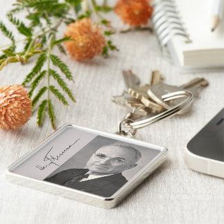 Harry Truman Keychain