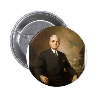 Harry Truman Pin Redondo 5 Cm