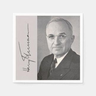 Harry Truman Servilleta Desechable