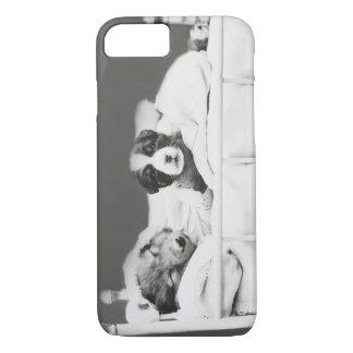Harry Whittier Frees- Insomniac Puppy iPhone7 Case