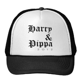 Harry y cadera 2012 de Pippa Gorras De Camionero