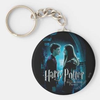 Harry y Ginny 1 Llavero Personalizado