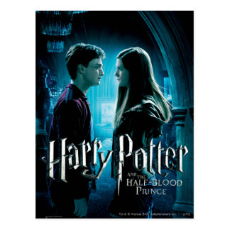 Harry y Ginny 1 Tarjetas Postales