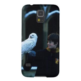 Harry y Hedwig 2 Fundas Para Galaxy S5