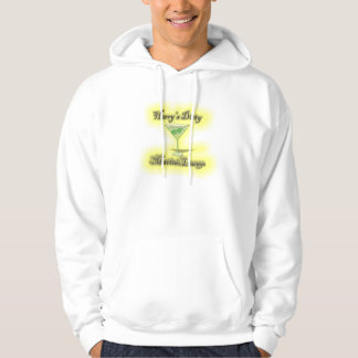 Harrys Dirty Martini Lounge Hoodie