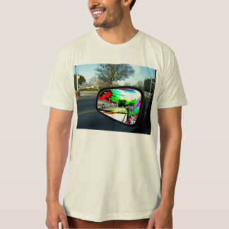 Harsh Reflection Rear View Mirror Columbus Ga Phen T-Shirt