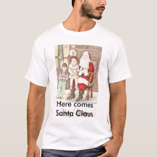 Hart art drawings old and new 027, Here comes S... T-Shirt