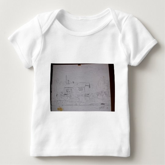 Hart art drawings old and new 085 baby T-Shirt