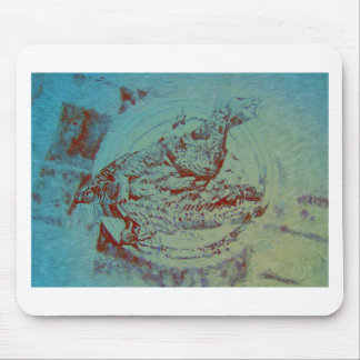 Hart art drawings old and new 151_Painting Mouse Pad