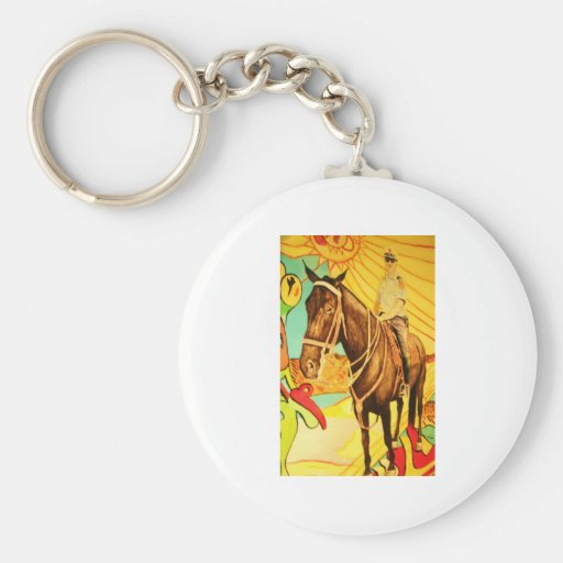 hart art  for actra basic round button keychain