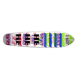 Hart Breaker Happy 1980 Skateboard